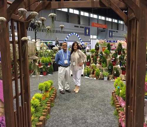 Pat Umamoto Coastal Paradise Nursery And Carmen Garcia Fl